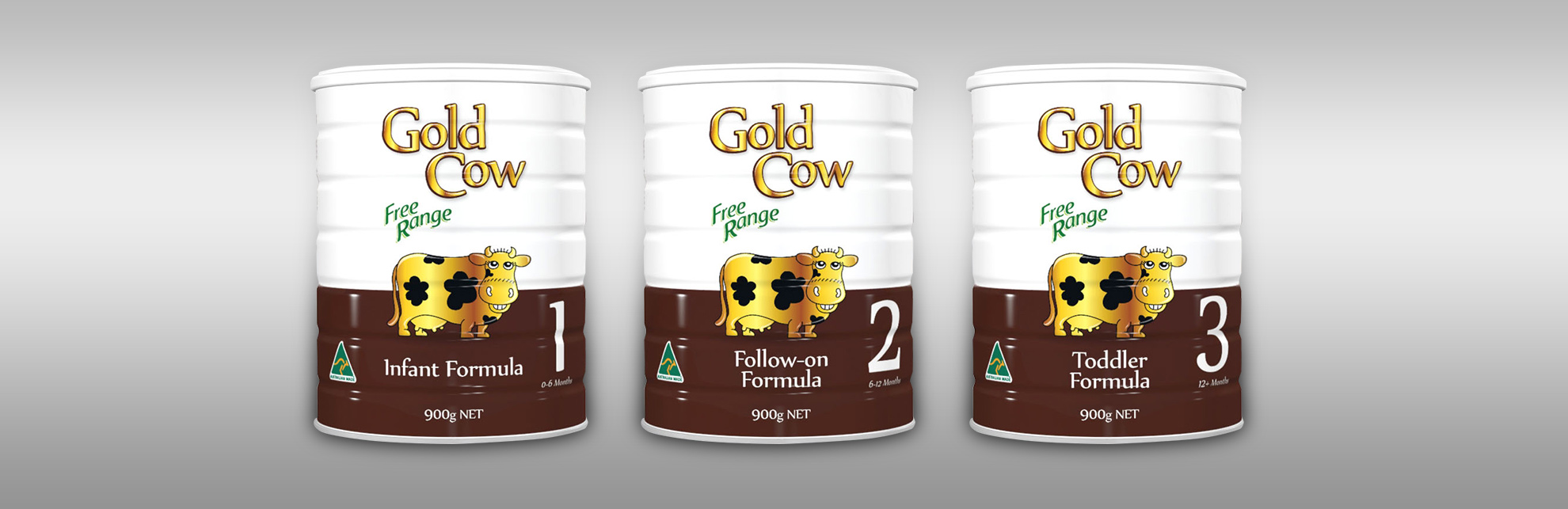 Goldcow Infant Formula